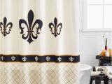 Fleur De Lis Bathroom Rug Avanti Fleur De Lis Shower Curtain Shopstyle Home
