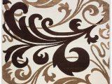 Fleur De Lis Bathroom Rug Well Woven Ruby Leslie Fleur De Lis Geometric Runner area Rug 2 X 7 Ivory