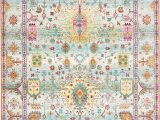 Fontanne Pink White area Rug 5×7 7 X 9 Pink area Rugs You Ll Love In 2020