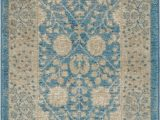French Blue area Rugs Kerensa oriental Blue area Rug