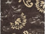 Fulton Cream Smoke area Rug Safavieh Sg463 2879 5 Shag Collection Dark Brown Smoke area Rug 5 Feet 3 Inch by 7 Feet 6 Inch