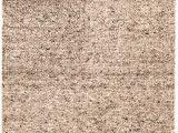Garland Classic Berber area Rug Super area Rugs soft Wool & Jute Mix Natural Fiber Rug Stone Grey 3 X 5