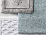 Garnet Hill Bathroom Rugs Everly Removable Memory Foam Bath Rug Frontgate