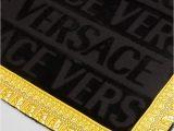 Gold Bath Rug Set Versace Versace Logo Bath Mat Home Collection