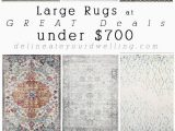Good Deals On area Rugs Rugs at Great Deals Under $700