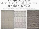 Good Deals On area Rugs Rugs at Great Deals Under $700 with Images