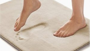 Gorilla Grip Bath Rug Bathroom Floor Gorilla Grip original Thick Memory Foam Bath