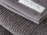 Granite Contemporary Bath Rug Sheridan Living Textures Bath Mat 60 X 80cm White ash