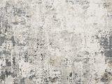 Granite Contemporary Bath Rug Sienne Rug In Ivory Granite by Loloi – Burke Decor
