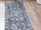 Gray and Blue Runner Rug 2 2 X 6 oregon Runner Rug
