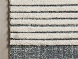 Gray and White Striped area Rug Loloi Ii Rugs Hagen Hag 01 area Rugs