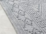 Gray Bath Rug Runner Misona Bath Mat
