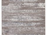 Gray Brown and White area Rug Albina Abstract Brown Cream White Dark Gray area Rug