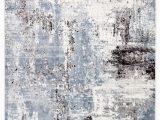 Gray White Blue area Rug Jaipur Living solstice Altair sol05 White Blue area Rug