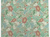 Green and Pink area Rugs Coen Floral Green Pink Blue area Rug