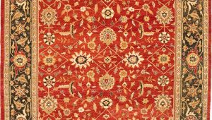 Green and Red area Rugs Due Process Jinan Bidjar Red Dark Green area Rug