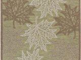 Green and Tan area Rugs Maple Baptista Shag Tan Green area Rug