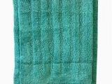 Green Bath Rug Sets 2 Piece Cotton Bath Rug Set Bathroom Mat Ultra Absorbent Machine Washable