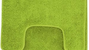Green Bath Rug Sets Hailey 3 Piece Bath Rug Set Lime