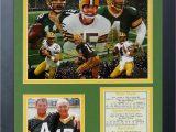 Green Bay Packers Bathroom Rug Set Green Bay Packers Packers Quarterbacks Framed Memorabilia