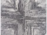 Grey 5 X 7 area Rug Art Carpet Aiken Criss Cross area Rug Grey 5 X 7