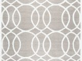Grey and Cream area Rug 8×10 Amazon Rizzy Home Monroe Collection Wool Viscose area