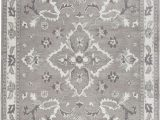 Grey and Cream area Rug 8×10 Vn102a Color Taupe Size 8 X 10