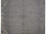 Grey and White area Rug 9×12 E Of A Kind Effingham Hand Knotted Erase Gray 9 X 12 Wool area Rug