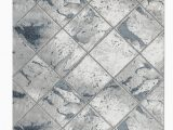 Grey and White area Rug Walmart Allure Collection Gray Blue Marble Diamond Tile Design soft area Rug Walmart