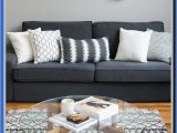 Grey Couch Blue Rug 91 Reference Of Blue Rug Grey Couch In 2020