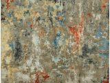 Grey Multi Colored area Rugs Hri Expressions Ex 5 Multi Color area Rug