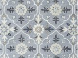 Grey Tan and White area Rug Rizzy Home Valintino Collection Wool area Rug 5 X 8 Gray Navy Blue Tan Gray F White ornamental
