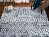 Grey White and Blue Rug Liora Manne Cyprus Batik area Rugs