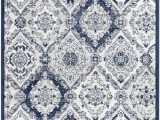 Grey White and Blue Rug Surya Seville Sev 2304 area Rugs