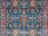 Halyn Hand Knotted Rug Blue Multi Pin by On Rugs