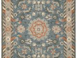 Hand Tufted Blue Wool Rug Gooden Hand Tufted Wool Blue area Rug