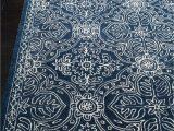 Hand Tufted Blue Wool Rug Lauren Ralph Lauren Etienne Hand Tufted Rug 9 X 12 In