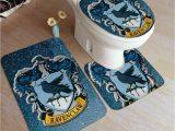 Harry Potter Bathroom Rug Harry Potter 5 Houses Galaxy Anti Slip Bath Mat Pedestal