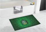 Harry Potter Bathroom Rug Harry Potter Slytherin Bath Rug Mystorify Bath Rug