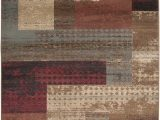 Hartle Brown Beige area Rug Aldergrove Geometric Beige Brown area Rug