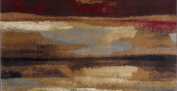 Hartle Brown Beige area Rug Hartle Abstract Brown Beige area Rug