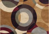 Hartle Brown Beige area Rug Hartle Multicolor Rug
