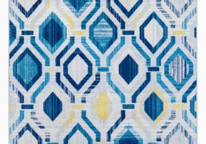 Hayes Blue area Rug Epperly Blue area Rug