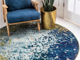 Hayes Blue Green area Rug Hayes Blue area Rug