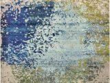 Hayes Blue Green area Rug Hayes Blue Green area Rug