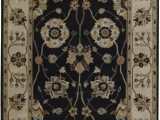 Hearth and Hand area Rugs Cae 1033 Rug Color Black Size 2 X 4 Hearth