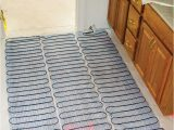 Heating Pad for Under area Rugs In Floor Electric Heating Options
