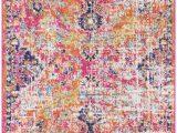 Hillsby Purple Teal area Rug Hillsby orange Navy Purple area Rug