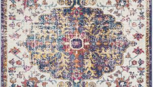 Hillsby Purple Teal area Rug Hillsby Purple Teal area Rug