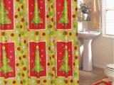 Holiday Bath Rug Set Bright Holiday 4pc Bath Set
